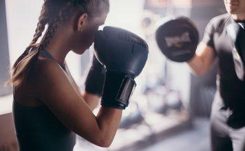 Zakaj trenirati boks?
